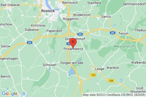 Karte Prisannewitz