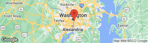 Map of 530 N STREET SW S710 WASHINGTON, DC 20024