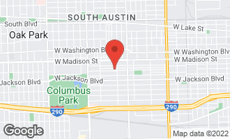 Map of 5310 West Adams Street CHICAGO, IL 60644