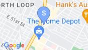 Google map of Purple Pig Tees location