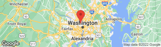 Map of 5315 CONNECTICUT AVENUE NW #409 WASHINGTON, DC 20015