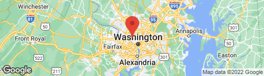 Map of 5316 WAKEFIELD ROAD BETHESDA, MD 20816