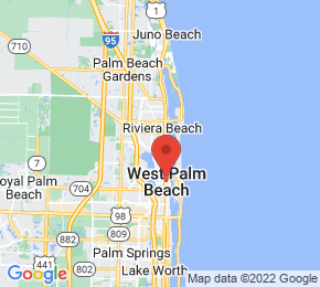 Job Map - 5325 GREENWOOD AVE STE 301 West Palm Beach, Florida 33407 US