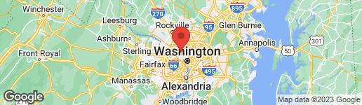 Map of 5326 43RD STREET NW WASHINGTON, DC 20015