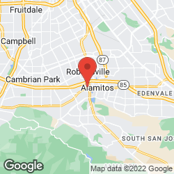 Almaden School of Music Art and Dance on the map