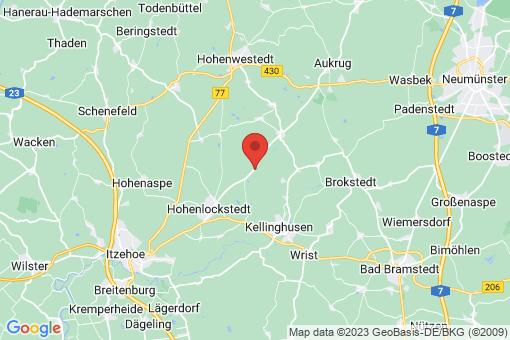 Karte Lockstedt
