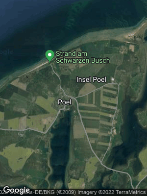 Google Map of Insel Poel
