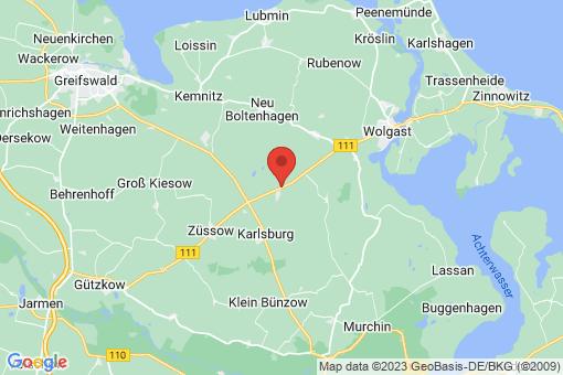 Karte Lühmannsdorf