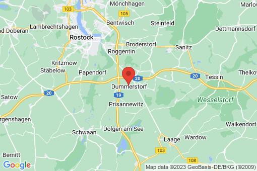 Karte Dummerstorf