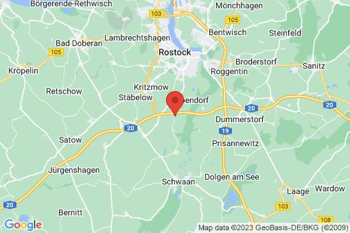 Karte Pölchow