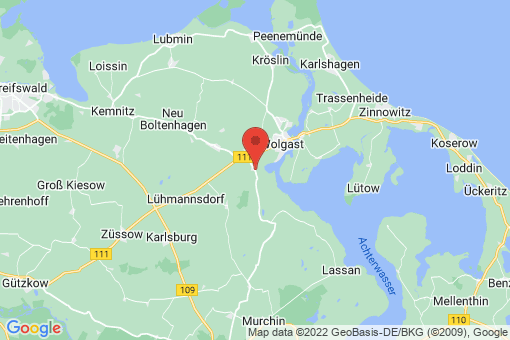Karte Hohendorf
