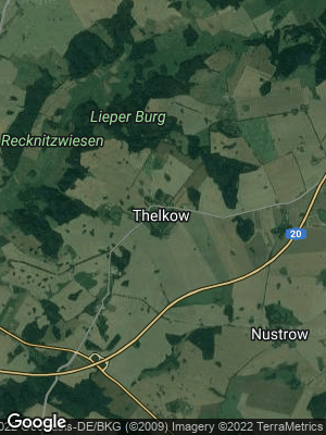Google Map of Thelkow