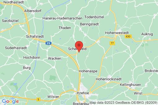 Karte Pöschendorf