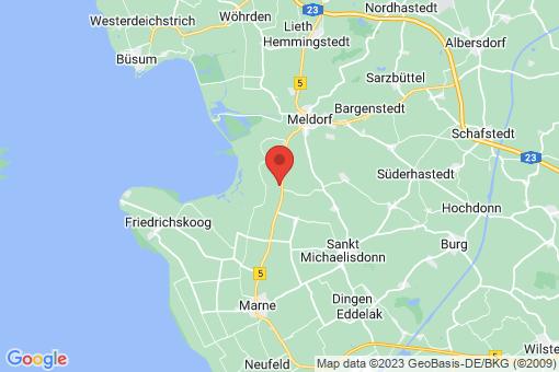 Karte Busenwurth