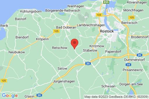 Karte Hanstorf
