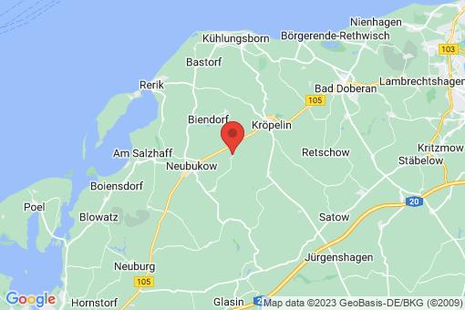 Karte Westenbrügge