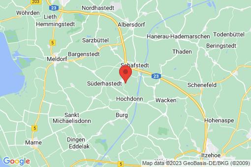 Karte Eggstedt