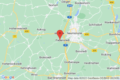 Karte Ehndorf