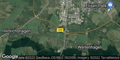 Google Map of Obstbausiedlung