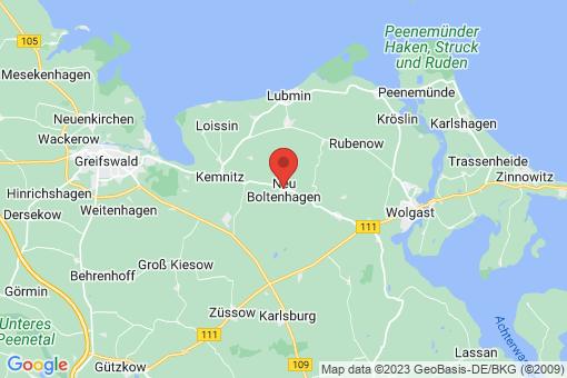 Karte Neu Boltenhagen