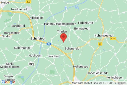 Karte Aasbüttel
