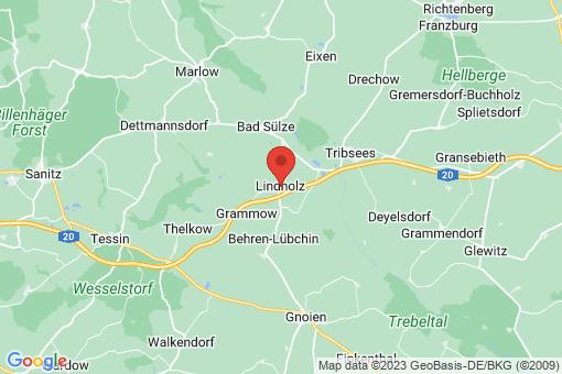 Karte Böhlendorf