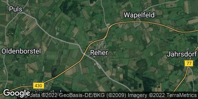 Google Map of Reher