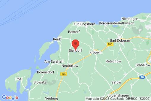 Karte Biendorf