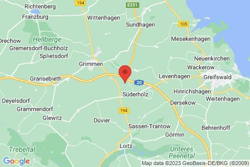 Karte Süderholz