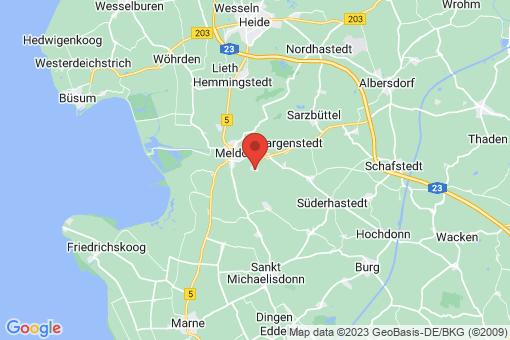 Karte Wolmersdorf