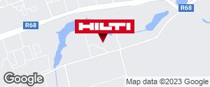 Региональный представитель Hilti в г. Киров
