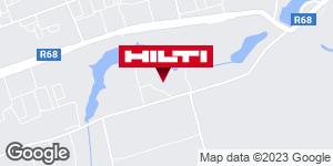 Get directions to Региональный представитель Hilti в г. Киров