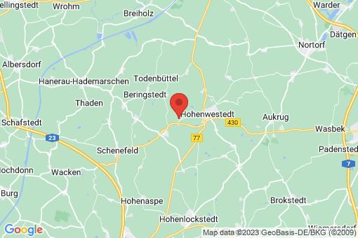 Karte Wapelfeld