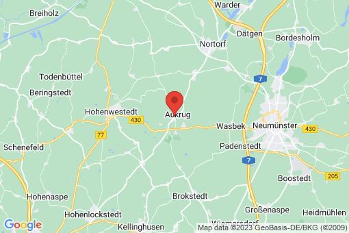 Karte Aukrug