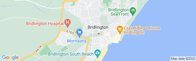 Map Of Bridlington