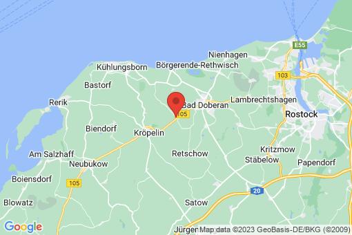 Karte Reddelich