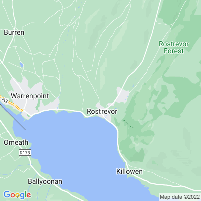 Rostrevor House Location