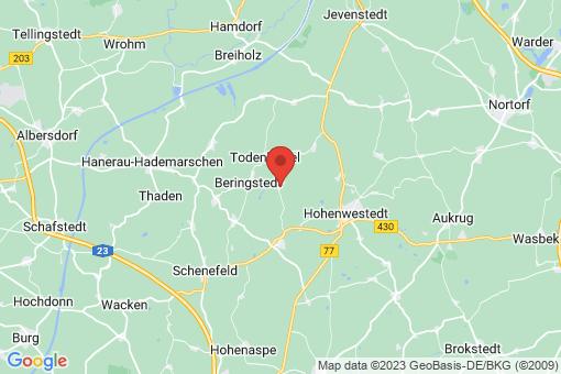 Karte Osterstedt