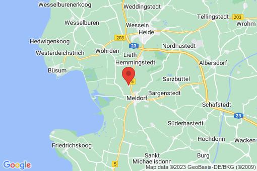 Karte Epenwöhrden