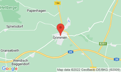 Arbeitsort: Grimmen