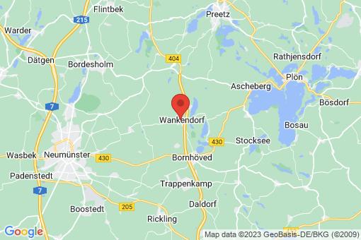 Karte Wankendorf