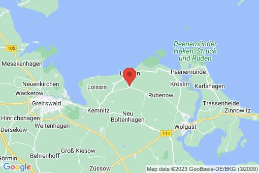 Karte Wusterhusen