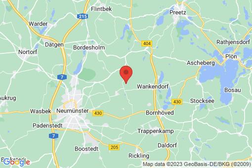 Karte Schillsdorf