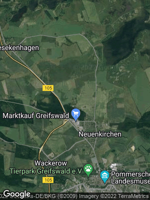 Google Map of Oldenhagen