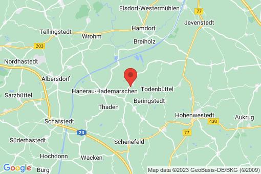 Karte Lütjenwestedt