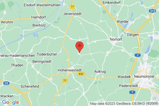 Karte Nindorf