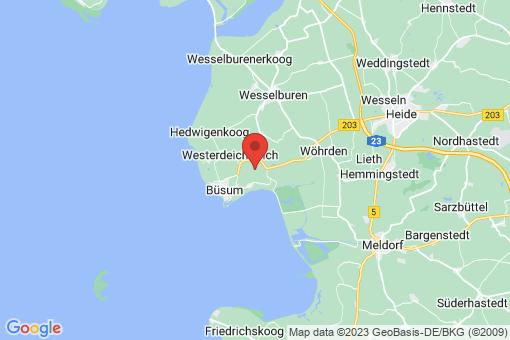 Karte Warwerort