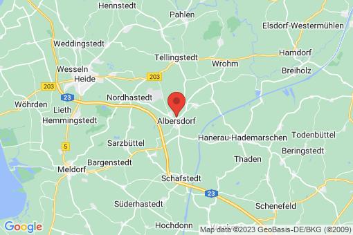 Karte Albersdorf