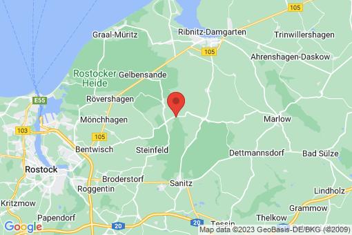 Karte Mandelshagen