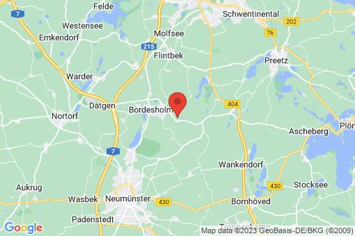 Karte Groß Buchwald
